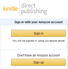 Get Your ebook On the Kindle Store STAT!